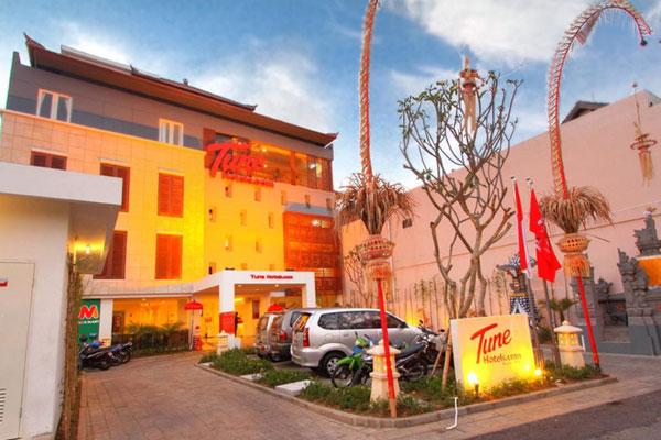 Jual Vucher Hotel Tune Kuta Bali