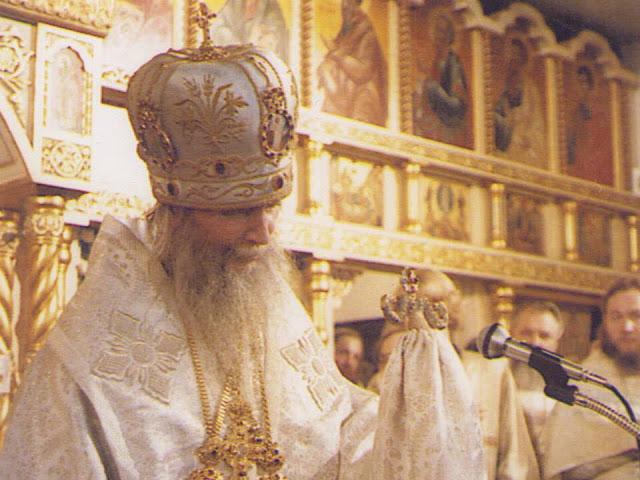 Митрополит Филарет: Подготовительные Недели к Великому посту