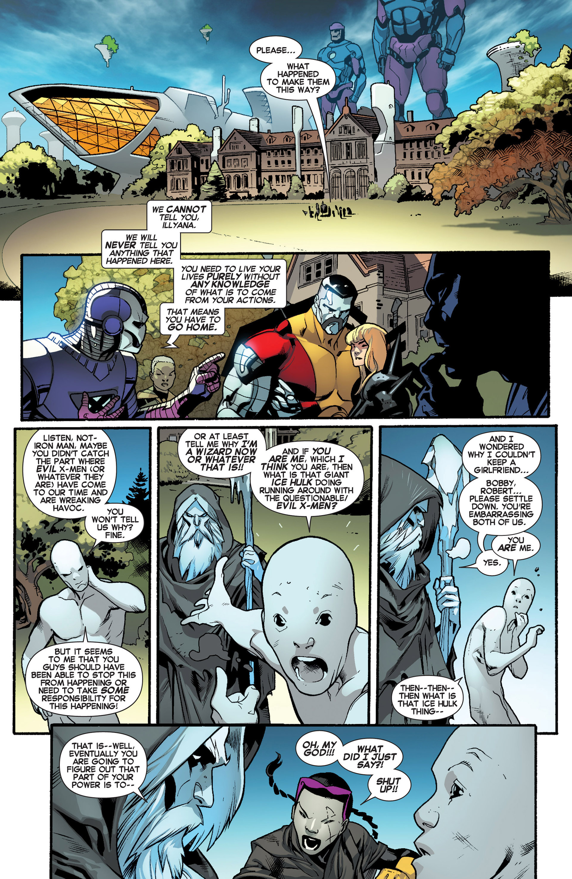 Read online All-New X-Men (2013) comic -  Issue #17 - 13