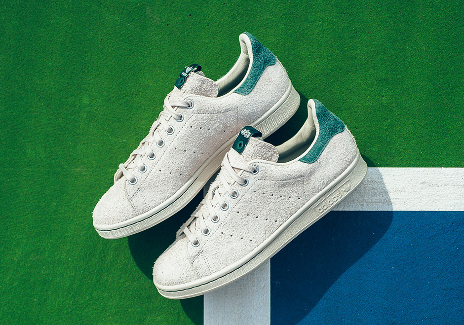 hot sale online fd3ab 915ad Exciting News of Adidas Consortium X Juice Stan Smith Suede ...