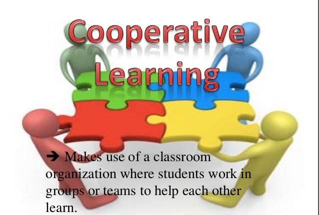 Cooperative Learning Group Investigation 117