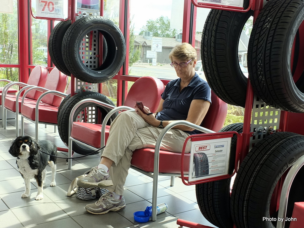 Discount Tire Closest To Me >> Just Finding Our Way: I'll Take That Discount!