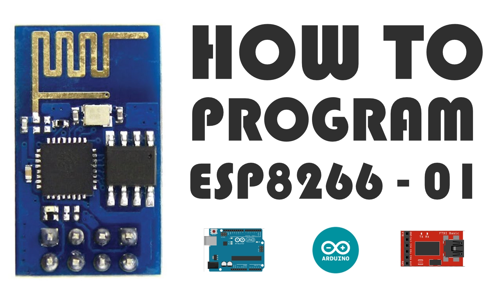 robotech maker  how to program esp8266