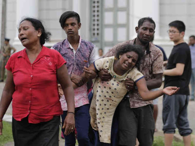PBNU Nilai Teror Bom Beruntun Saat Paskah di Sri Lanka Bertentangan dengan Islam