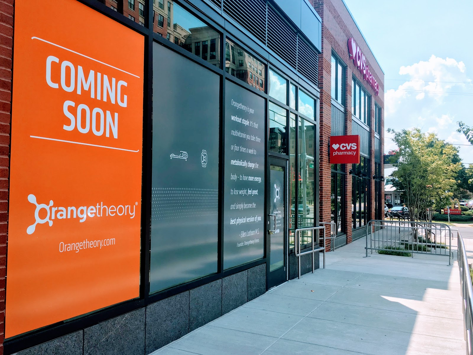 route one fun orangetheory fitness coming to college park