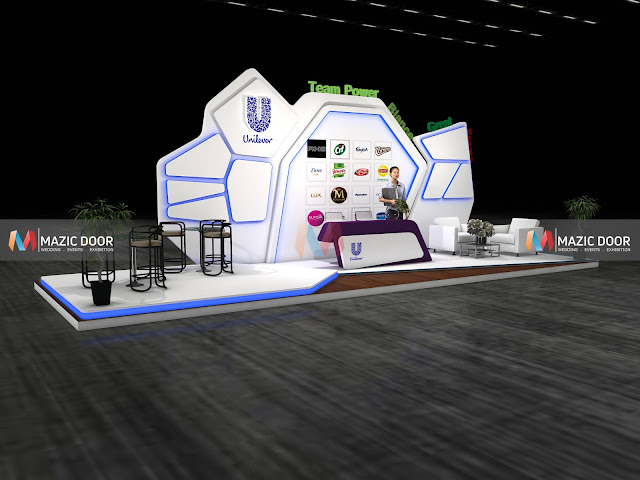 Designing of Exhibition Stall image 04