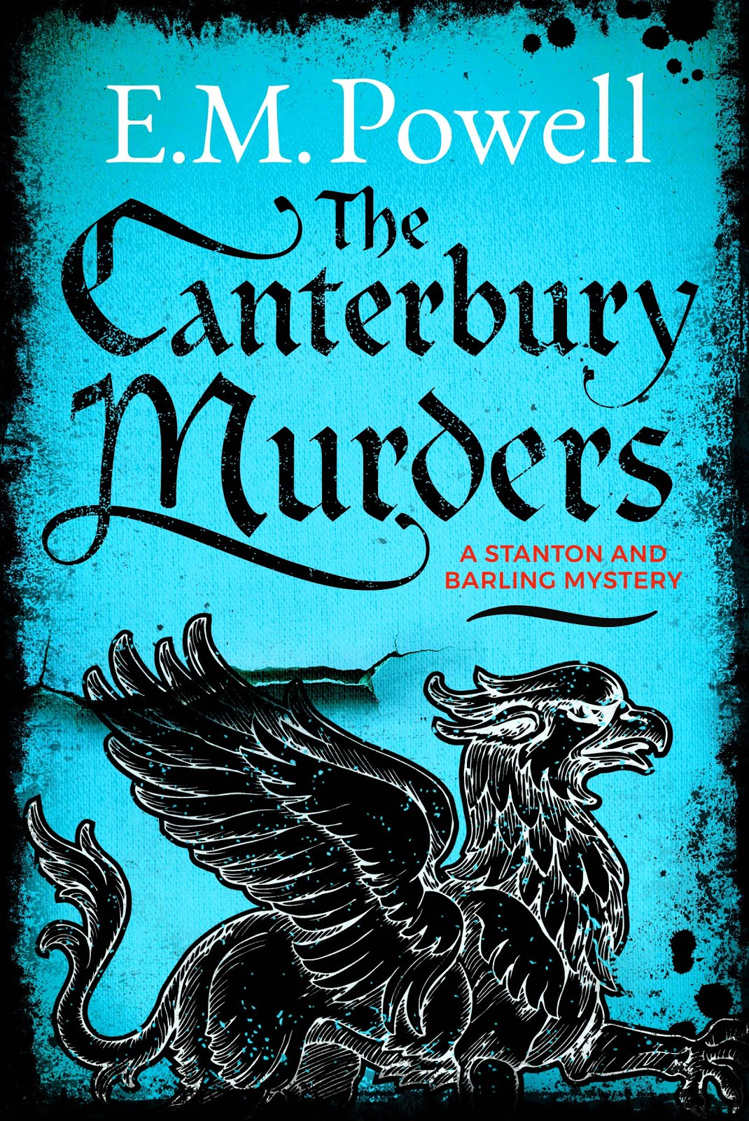 THE CANTERBURY MURDERS (Stanton & Barling #3)