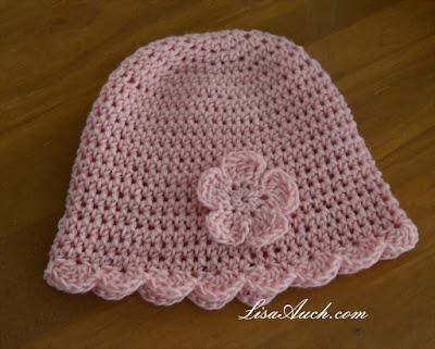 crochet sunhat pattern