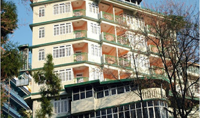 The Lindsay Himalayan Heights Hotel Gangtok is placed at the convenient location in this capital city of Sikkim.