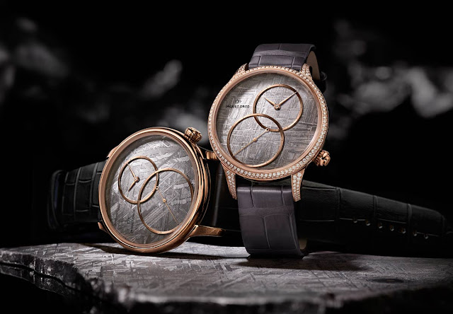 "Jaquet Droz - Grande Seconde Off-Centered ""Meteorite"""