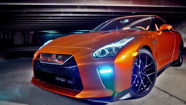 2017 Nissan GT-R Review and spesifications