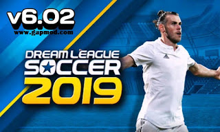 DREAM LEAGUE SOCCER 19 V6.02 APK+OBB MOD MONEY by DLSCRB Download for Android