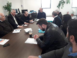Πρωτοβουλία του Αντιπεριφερειάρχη Δυτικής Αθήνας Σπύρου Τζόκα για την αντιμετώπιση του ενεργειακού προβλήματος στη Δυτική Αθήνα