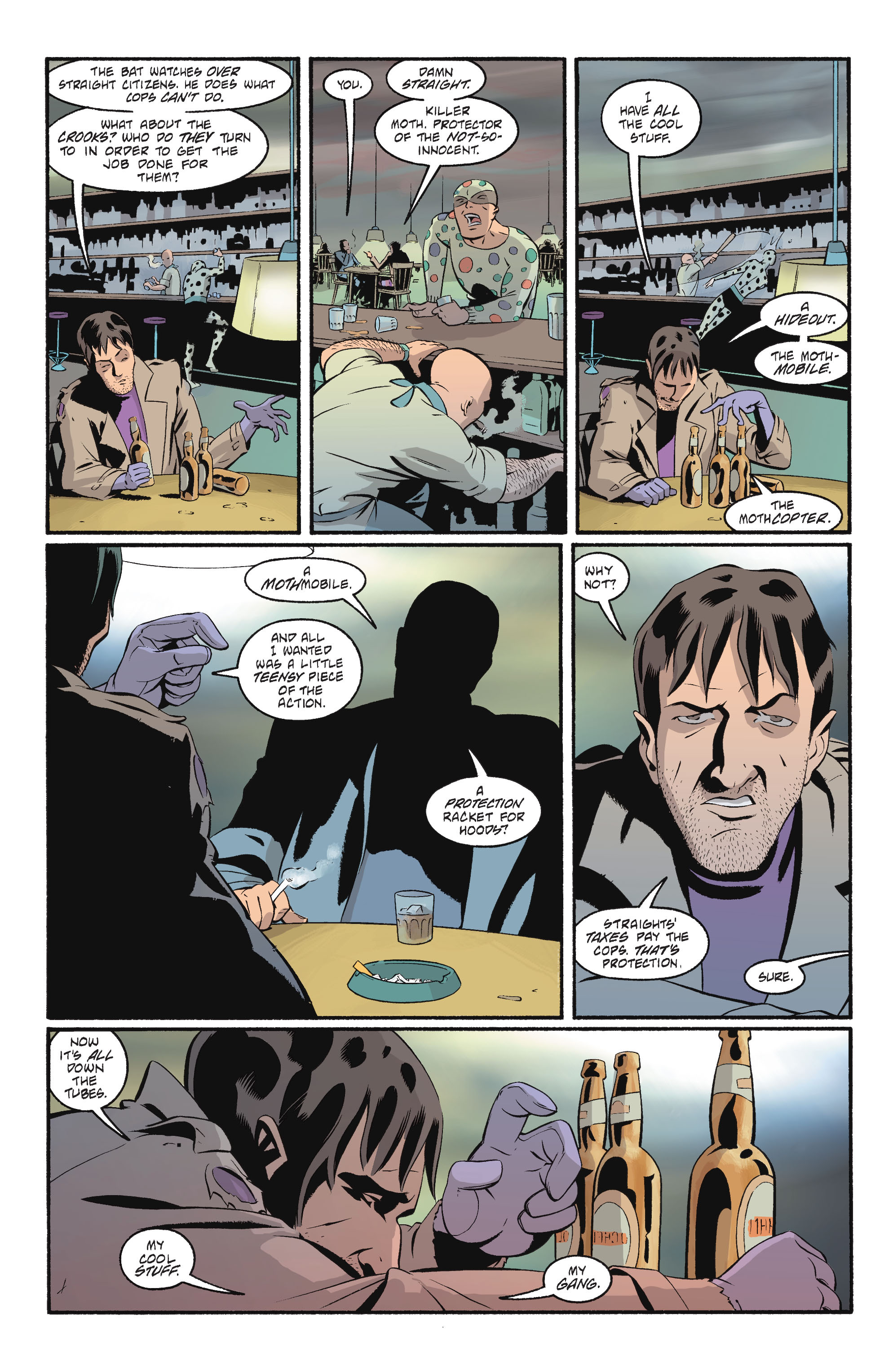 Read online Batgirl/Robin: Year One comic -  Issue # TPB 2 - 88