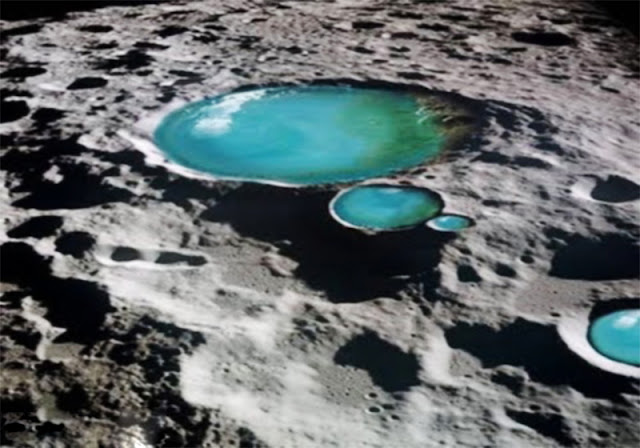 Water on the moon was discovered by India