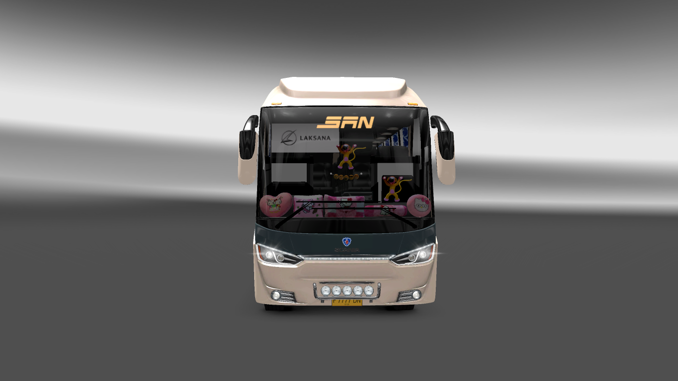 Download Euro Truck Simulator 2 Full Version Mod Indonesia