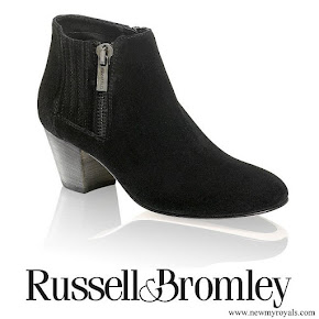 Kate Middleton wore Russell & Bromley Fallon Dry Ankle Boot