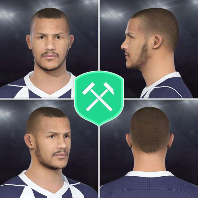 Salomon Rondon Face PES 2018