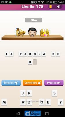 Emoji Quiz soluzione livello 178