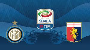 Inter Milan vs Genoa Live Streaming Today Saturday3-11-2018 Italy - Serie A