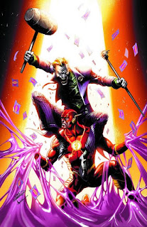 The Flash - Joker Cover