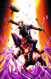 The Flash - Joker Cover