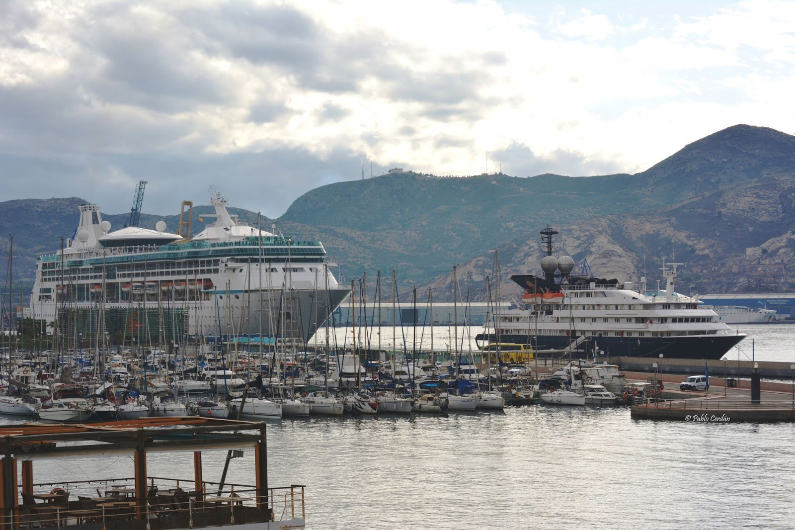 Sergio@Cruises: Vision Of The Seas E Corinthian Em