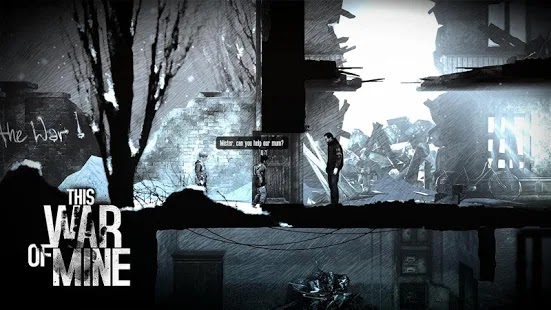 This war of mine Apk Mod+Data Free on Android Game Download