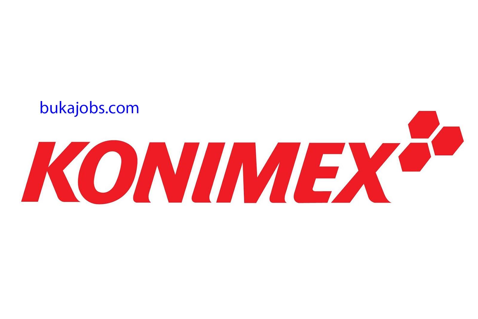 Lowongan Kerja PT. Konimex Indonesia 2019