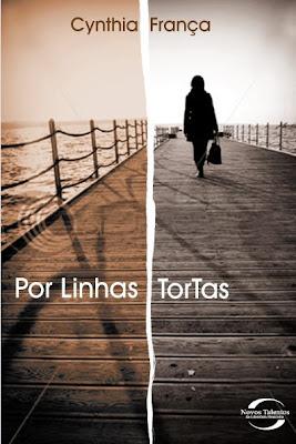 Parceria com Cynthia França, autora do livro Por Linhas Tortas. 12
