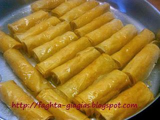 Φλογέρες με καρύδα (ινδοκάρυδο) - από «Τα φαγητά της γιαγιάς»