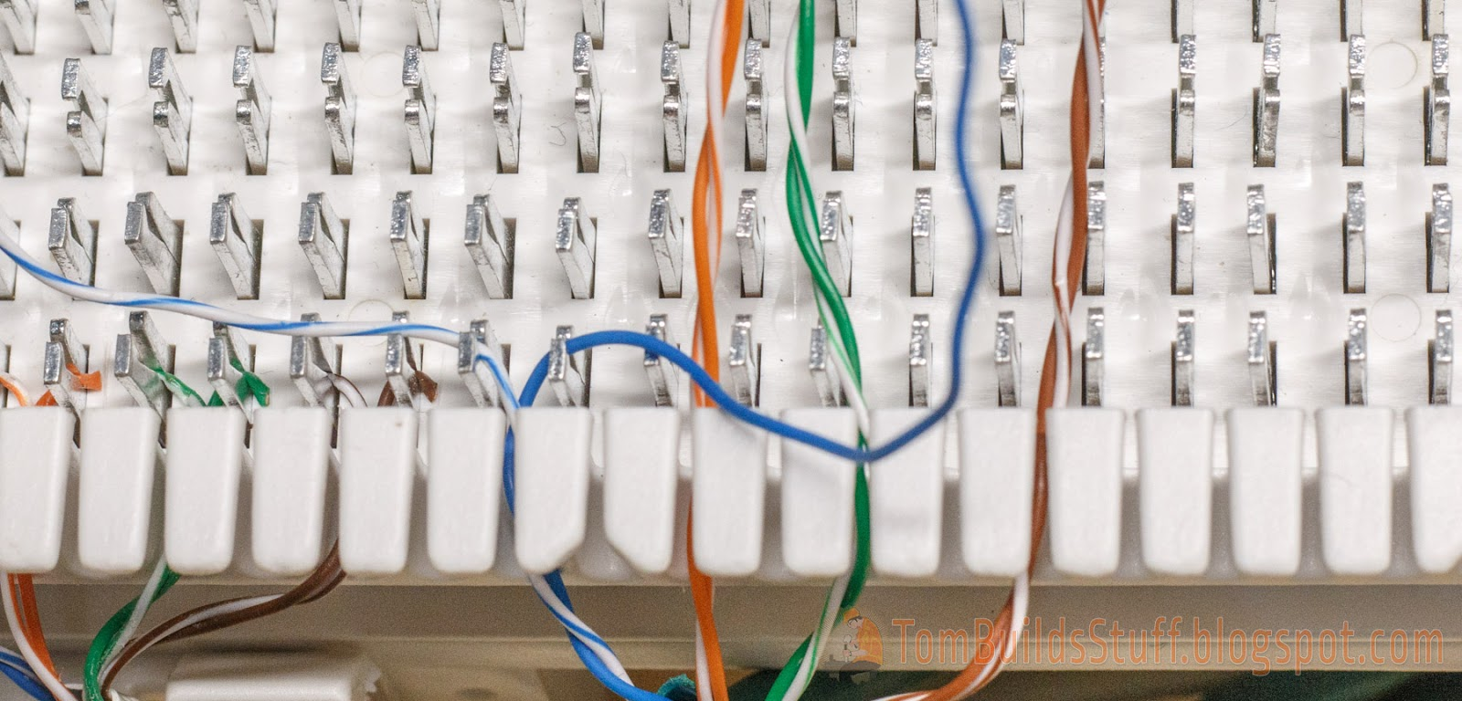 Punch Down Block Wiring Diagram On Cat5e Punch Down Block Wiring