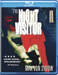 DVD & Blu-ray Release Report, Night Visitor, Ralph Tribbey