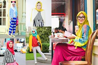 Tips Cantik Kombinasi Warna Baju