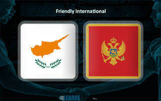 Cyprus vs Montenegro Live Streaming online Today 23.03.2018 International Friendly Match