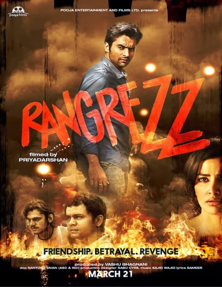 Rangrezz 2013 Hindi HDRip 480p 300mb bollywood movie Rangrezz 300mb 480p compressed small size free download or watch online at https://world4ufree.ws