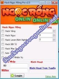 Ngoc rong online hack htc