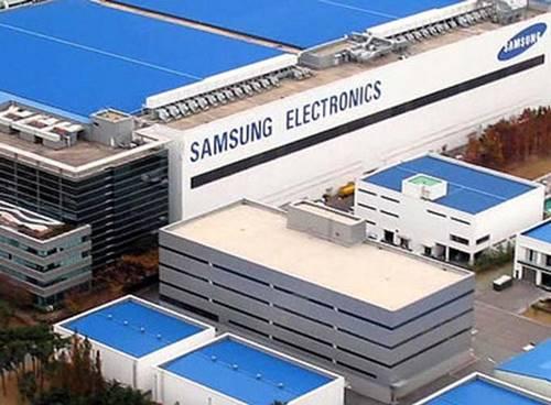 O complexo de produção da Samsung em Manaus foi inaugurado em 2011