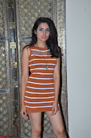 Actress Nikhita in Spicy Small Sleeveless Dress ~  Exclusive 063.JPG