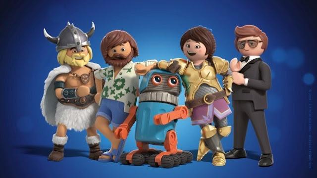 Playmobil Film