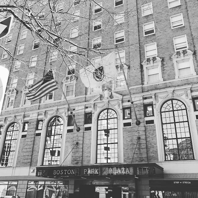 Boston Park Plaza Hotel & Tower