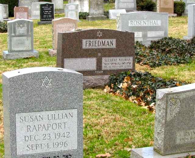 a grave interest leaving stones on graves
