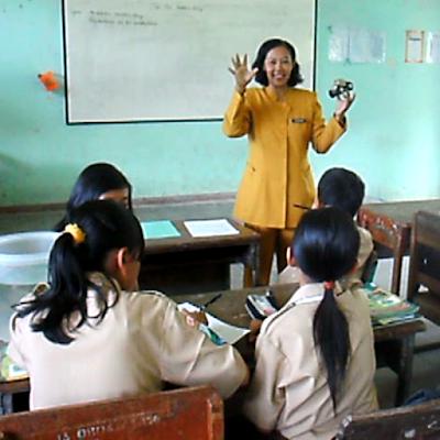 Guru Harus Mampu Dorong Agar Siswa Memiliki 4C