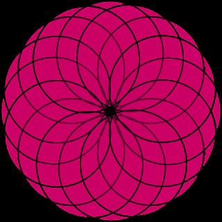 Flowers clip-art 41a