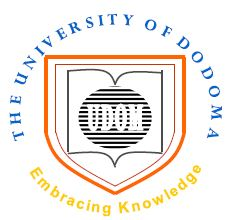 TWO IMORTANT NOTIC ANNOUNCED BY UNIVERSITY OF DODOMA ABOUT ADMISSION 2018/2019.