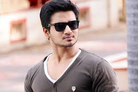 Nikhil Joins Film Shoot