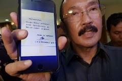 KPK Tangkap Fredrich Dugaan Kasus Kongkalingkong