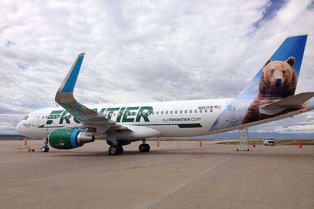En Kötü Ekonomi Koltuklarına Sahip 10 Havayolu Şirketi Frontier