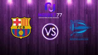 Prediksi Copa del Rey, Barcelona VS Deportivo Alaves