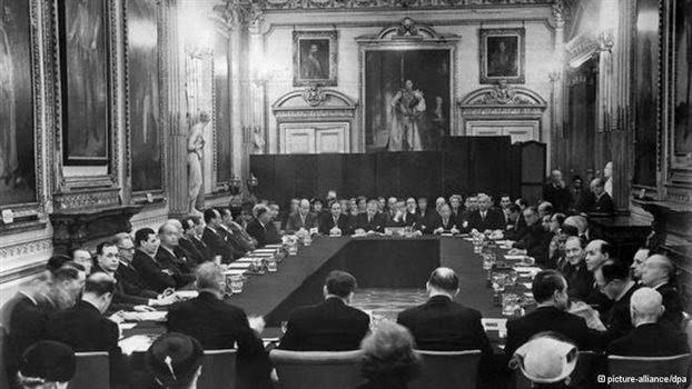 Αποτέλεσμα εικόνας για 27 Φεβρουαρίου 1953: Όταν οι Σύμμαχοι ακύρωναν μέρος του χρέους της Γερμανίας